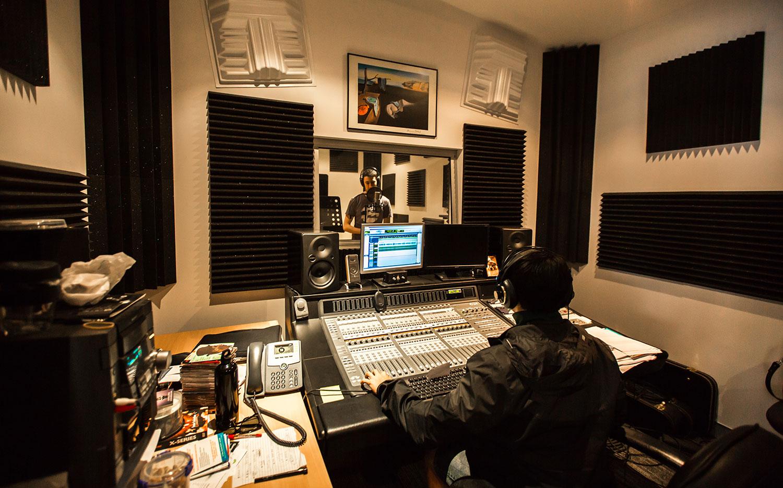 Sound Studio | Canberra Technology Park
