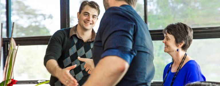 CTP Handshake | Canberra Technology Park